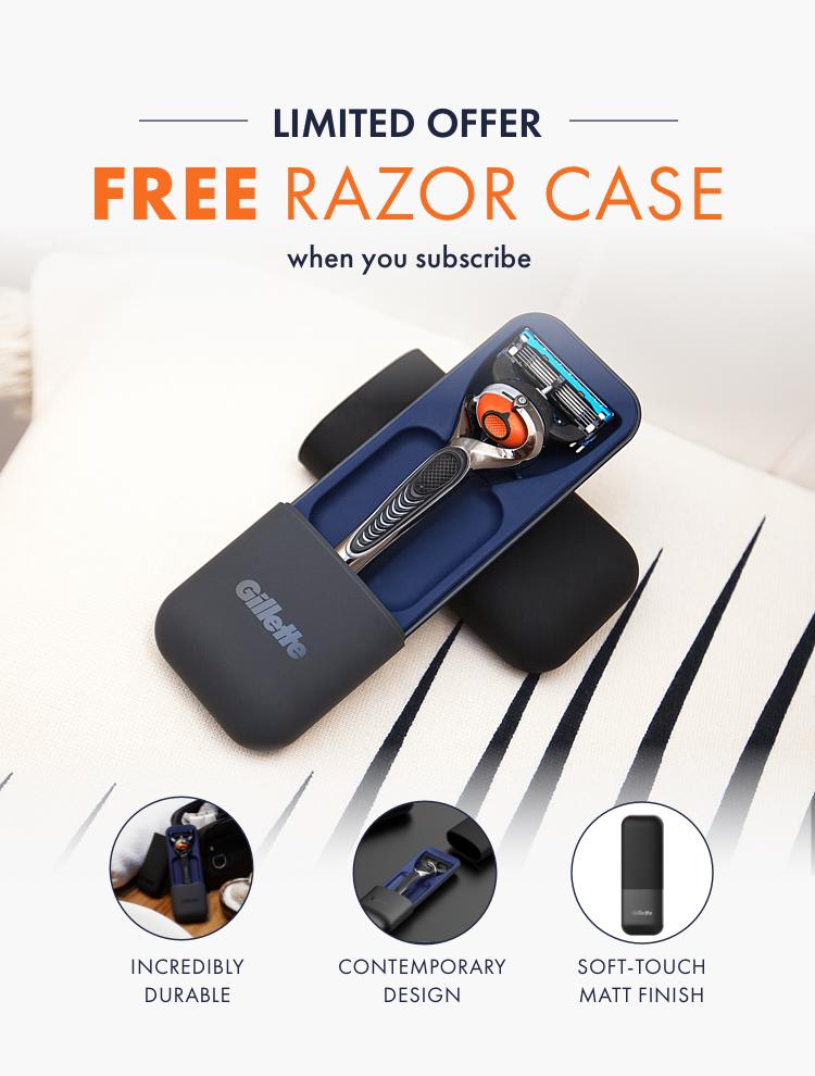 free razor case mobile banner