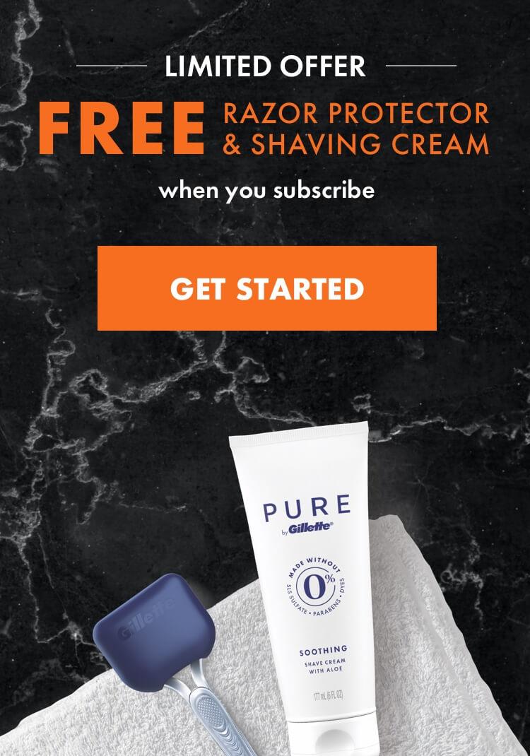 free cream mobile banner