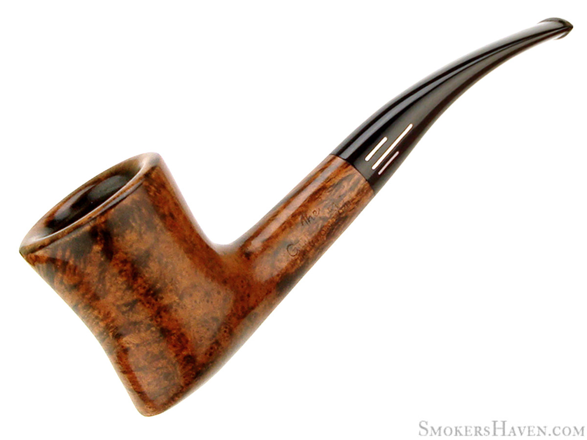 Comoy Estate Pipe The Guildhall London Pipe Smooth 1 8 Bent Skater Smokershaven Com
