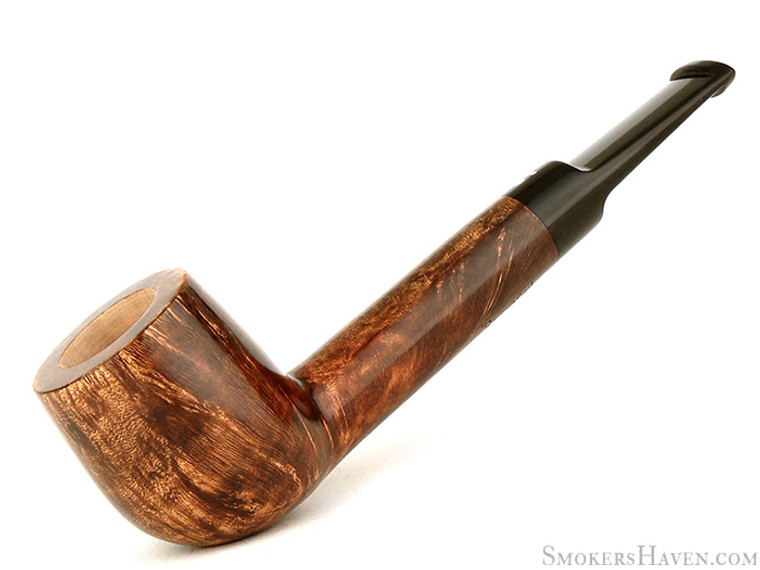 Italian Estate Pipe Luciano #222 Group 2 Smooth Lovat Unsmoked Estate