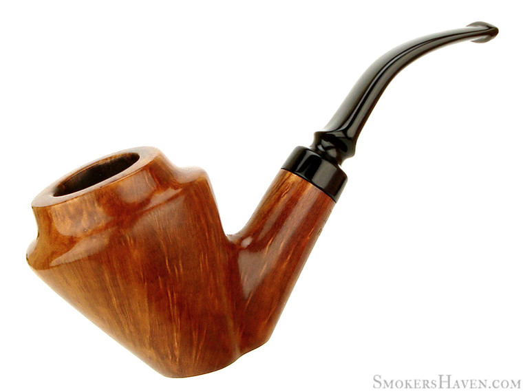 Wenhall Estate Pipe Presidential Smooth Freehand Bell Sitter