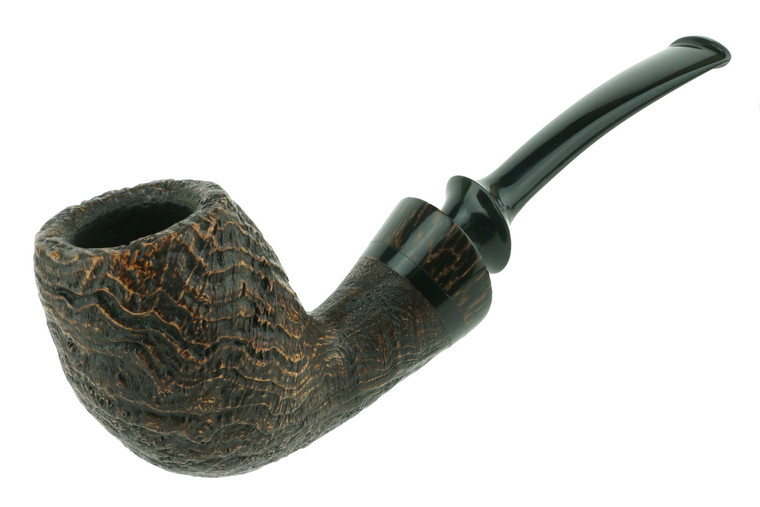 Douglas Finlay Pipe Egg w/ Black Palm
