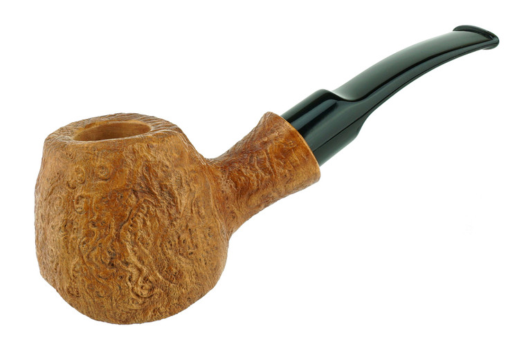 Buckeye Pipe Smooth w/ Carving May