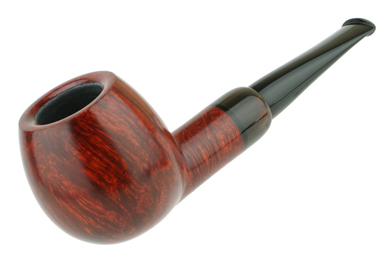 Luiz Lavos Pipe Smooth Apple w/Horn
