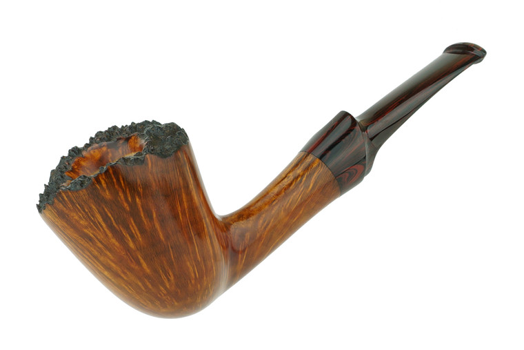 Walt Hettinger Pipe Smooth Dublin w/ Plateaux