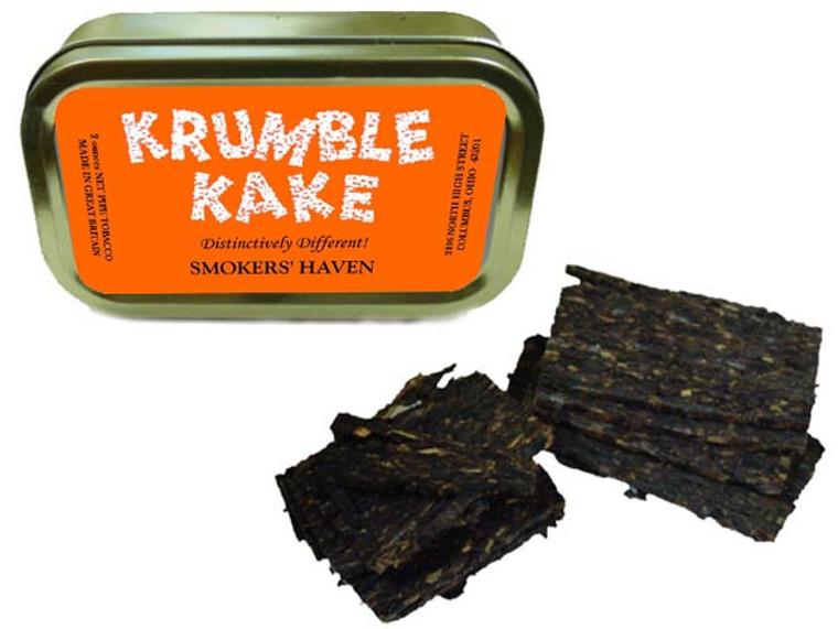 Smokers' Haven Pipe Tobacco Krumble Kake
