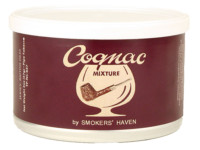 Smokers' Haven Cognac Mixture 2oz Tin Out of Stock