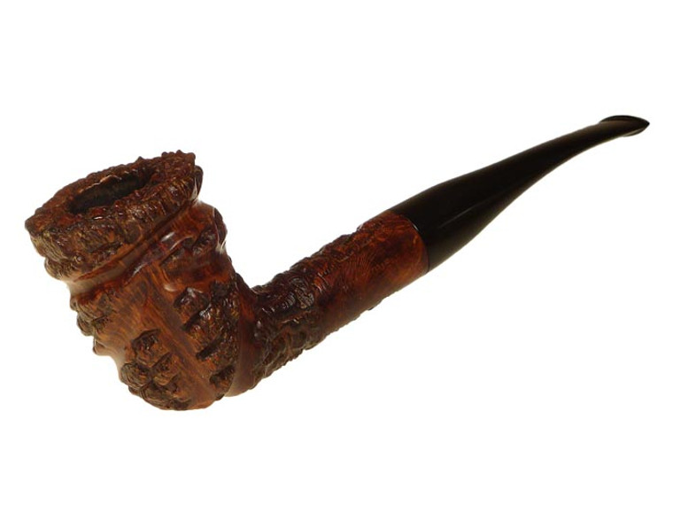 Rustique Estate Pipe Carved Dublin