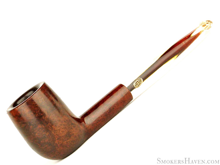 GBD Estate Pipe Virgin 124 Smooth Billiard (1960's to 1970's)