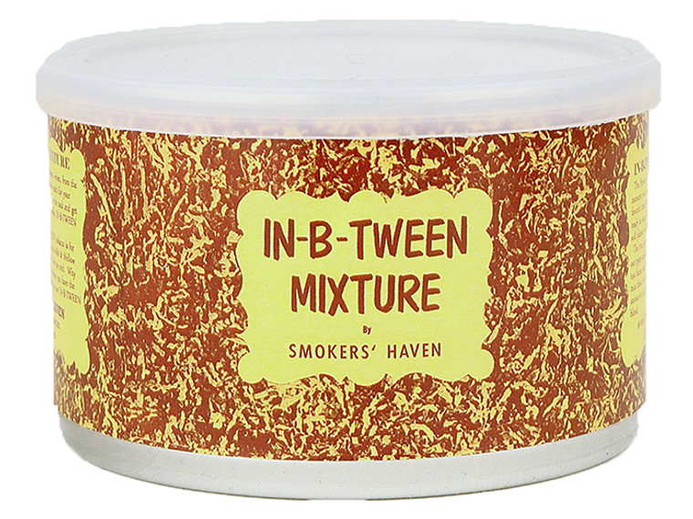 Smokers' Haven In-B-Tween Mixture 2oz Tin Out of Stock