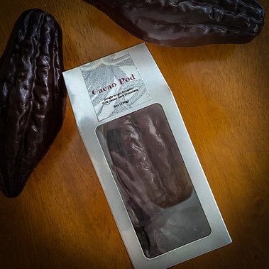 Chocolate Cacao Pod