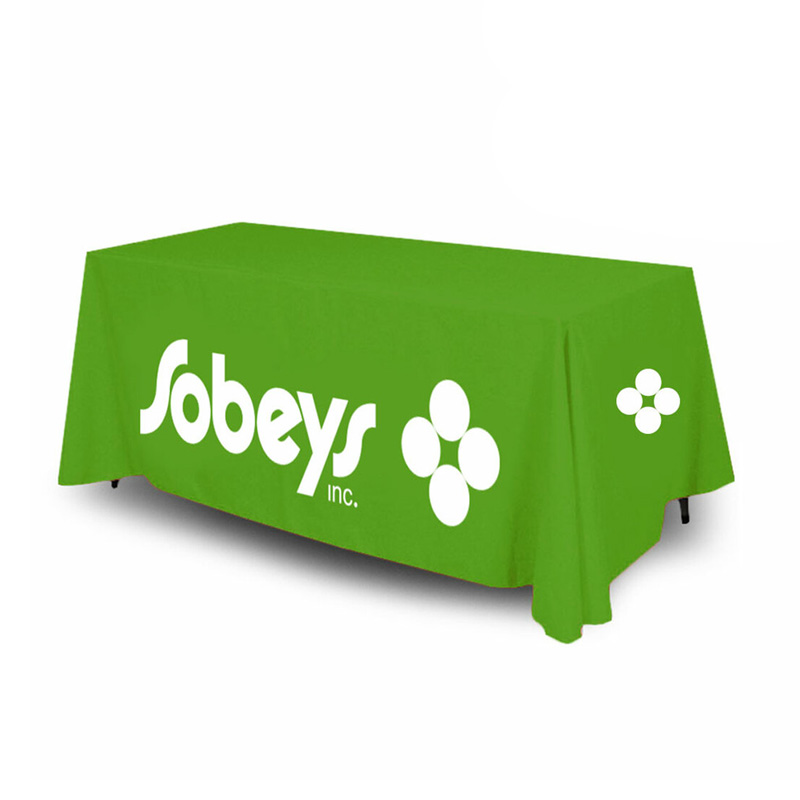 Table Cover with Logo