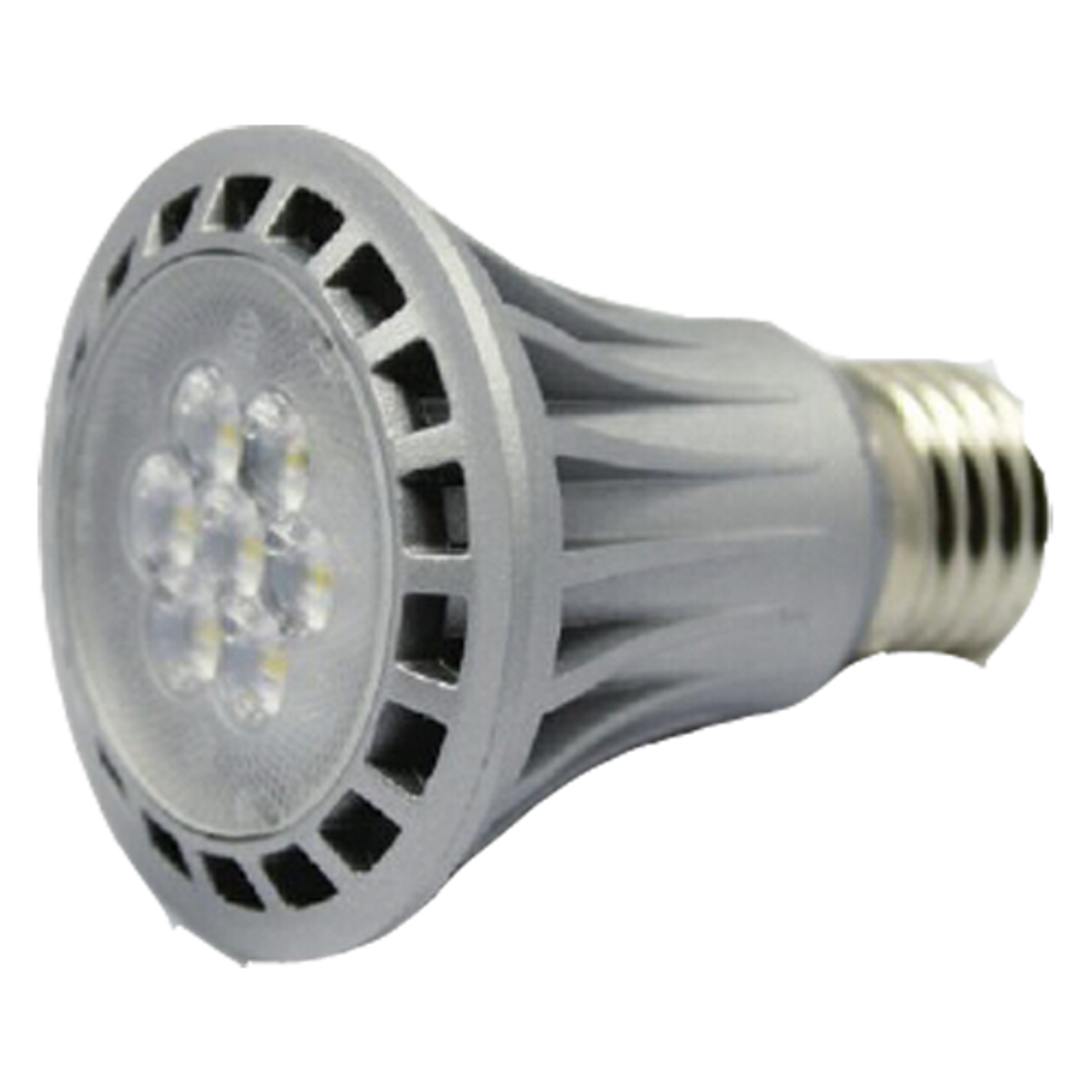 LED PAR20 Bulb, 8 Watts, 550 Lumens, 6500K