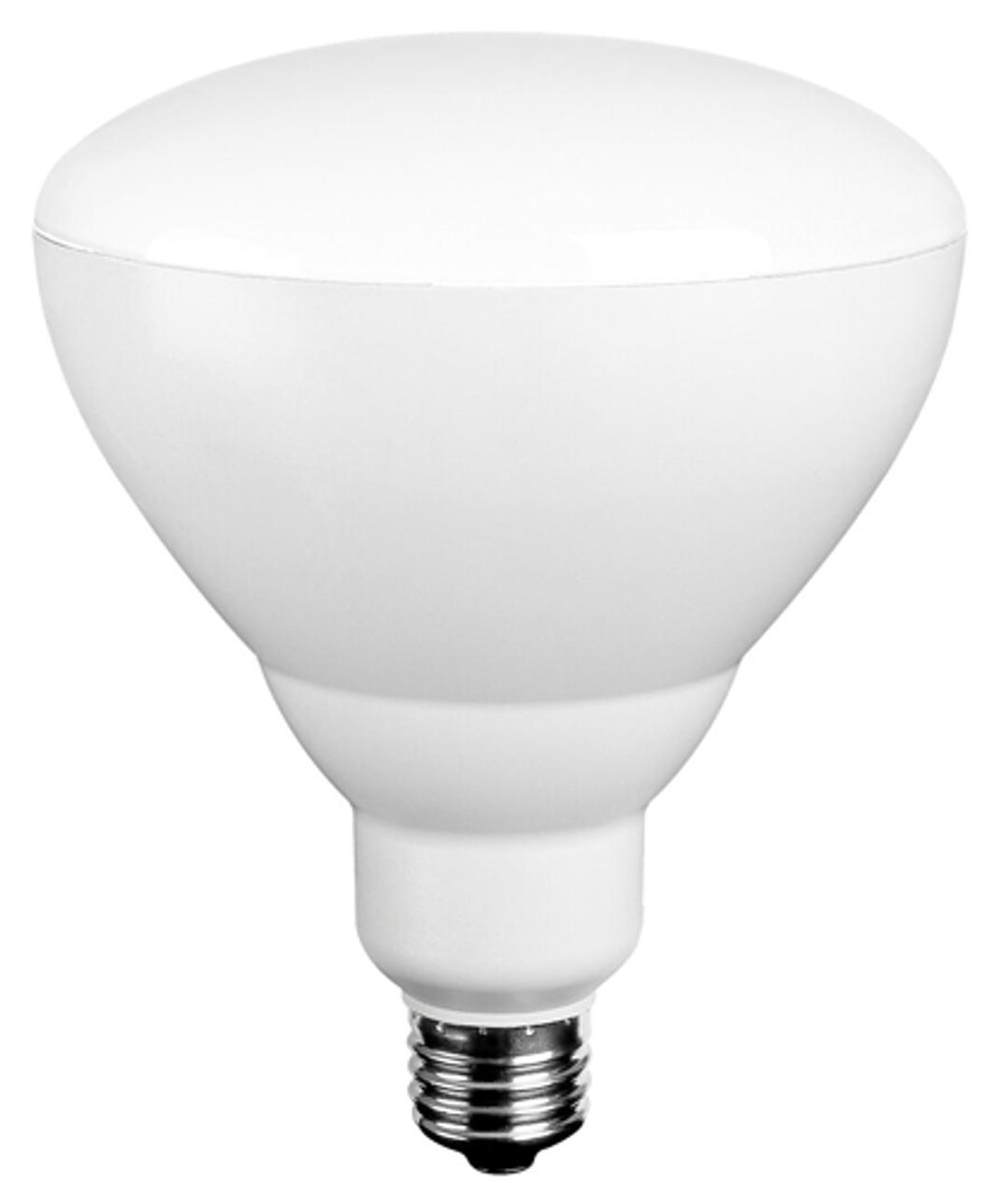 BR40 LED Bulb, 15 Watt, 1200 Lumens, 3000K