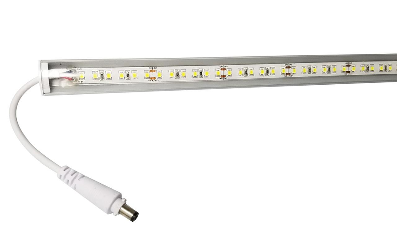 LED Magnetic Shelf Light Kit – 6-Pack – 16W