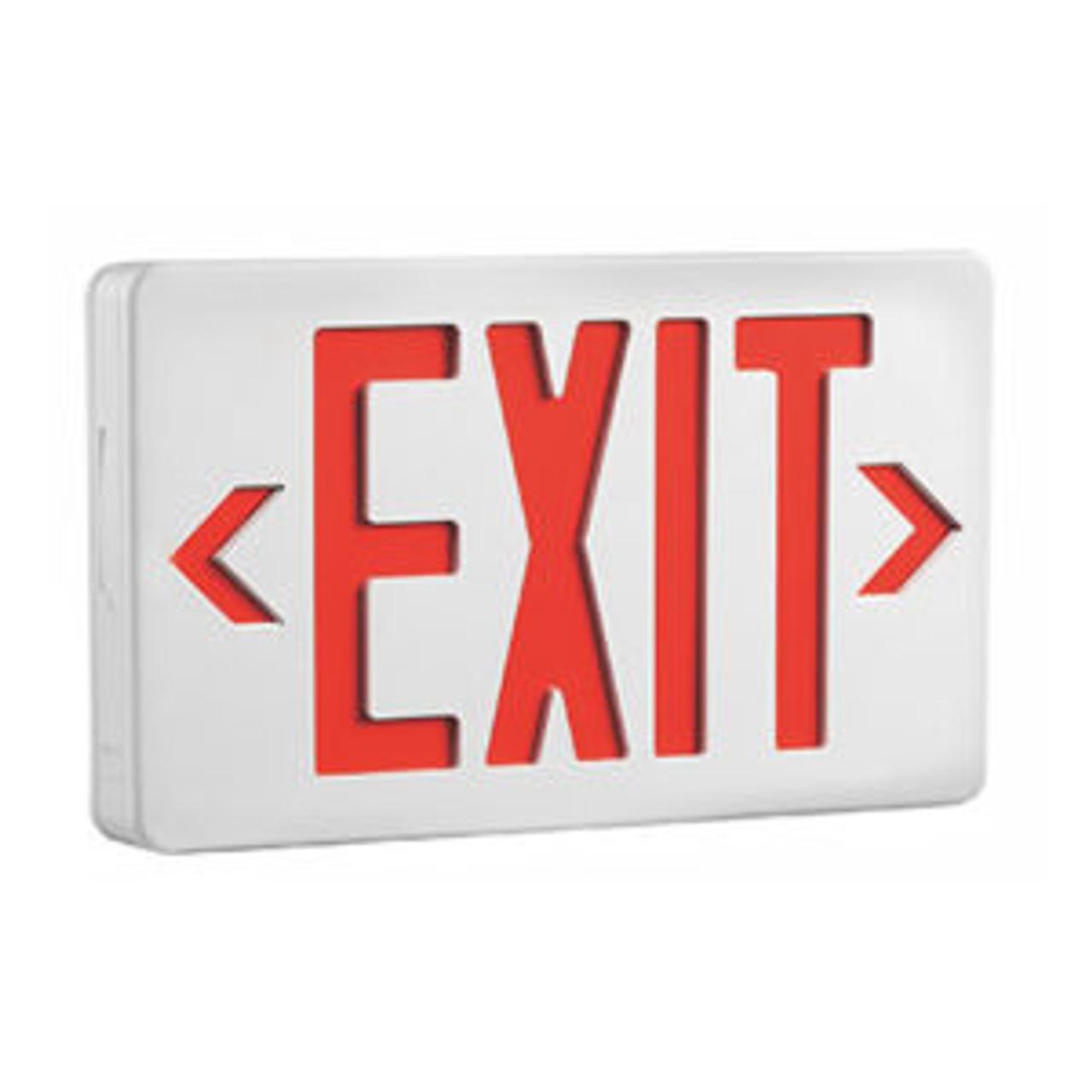 LED Exit Light – 1W