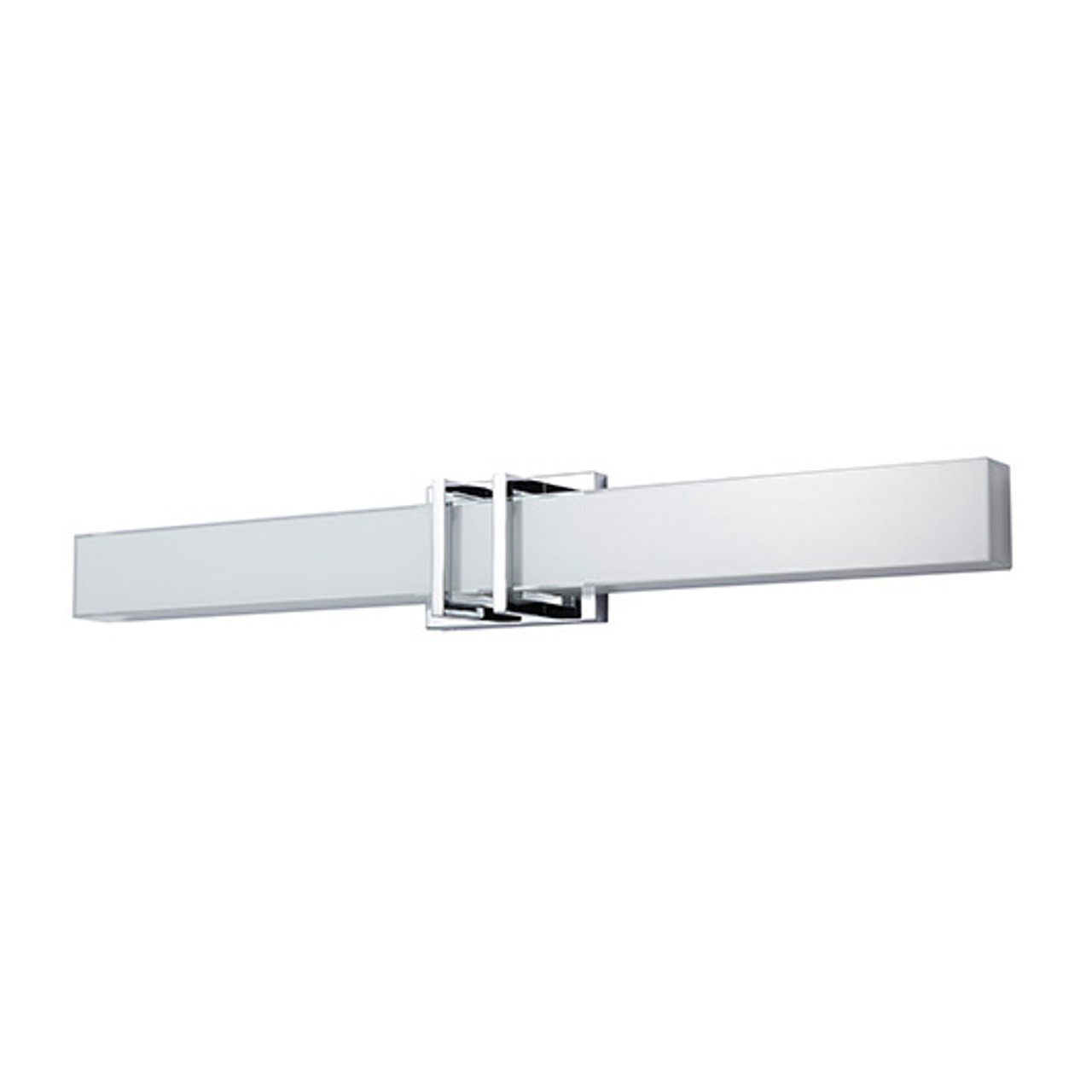 Chrome Vanity Light, V32 – 39W - 5000K