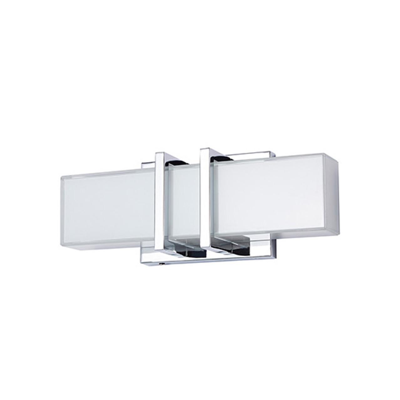 Chrome Vanity Light, V122 – 14W - 5000K