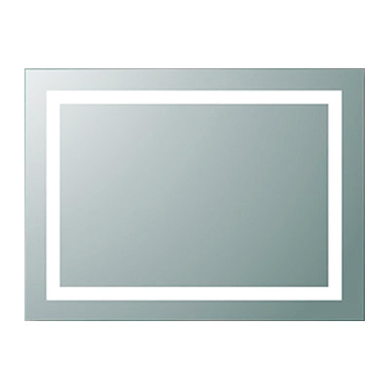 LED Backlit Mirror Light 36x48in. – 80W