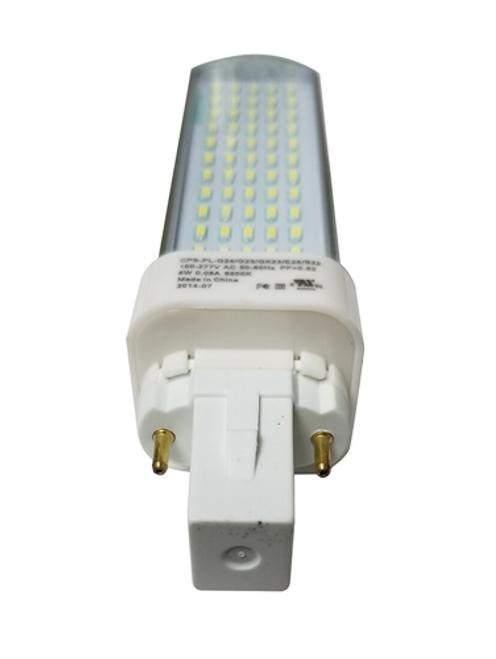 LED Pin Light G23, 6 Watt, 588 Lumens, 6500K