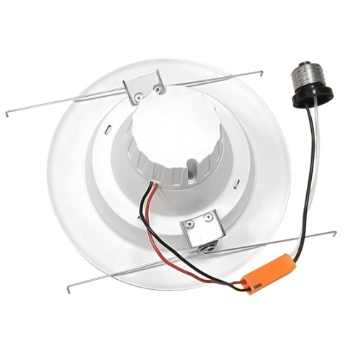 "LED 6"" Recessed Downlight, 13 Watt, 1,000 lumens, 3000K"