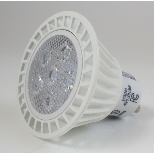 MR16 GU10 LED Bulb, 7 Watt, 550 Lumens, 6500K