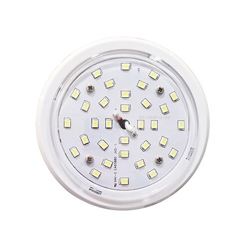 LED Corn Bulb, 40 Watt, 4400 Lumens, 6500K
