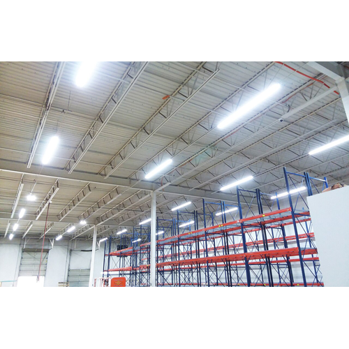 4 Foot LED Tri-Proof Light, Perfect for factories and parking garages