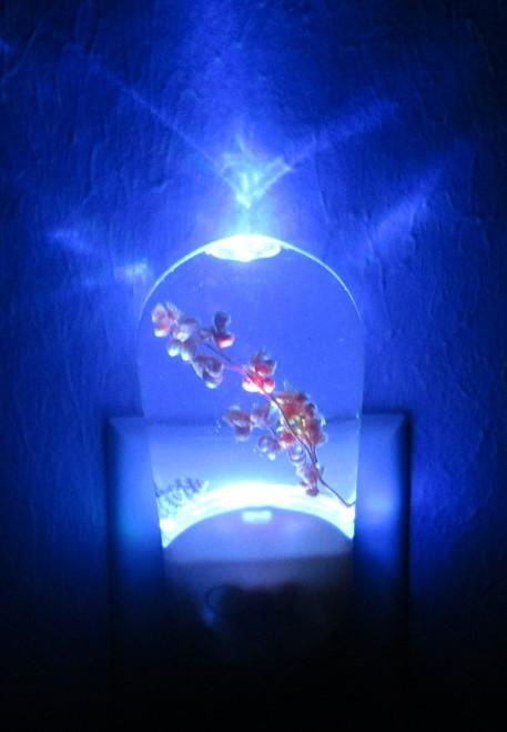 LED Night Light - 1 Watt - Flowers