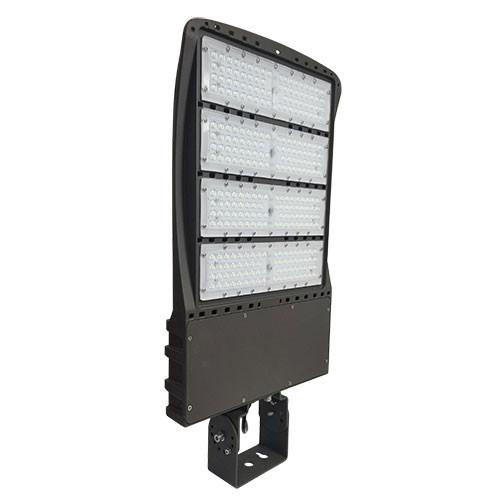 240W LED Shoebox Light - 750W MH/HPS Equivalent - Yoke - Gen 2