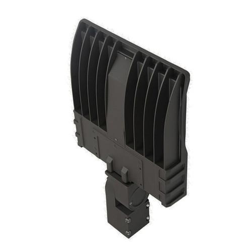 150W LED Shoebox Light - 400W MH/HPS Equivalent - Slip Fitter - Gen 2