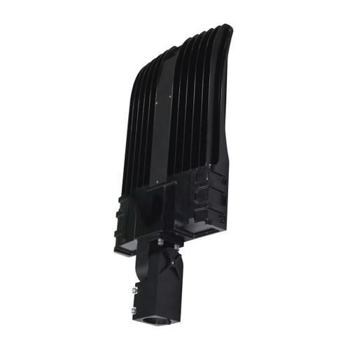 185W LED Shoebox Light - 600W MH/HPS Equivalent - Slipfitter - Gen 2