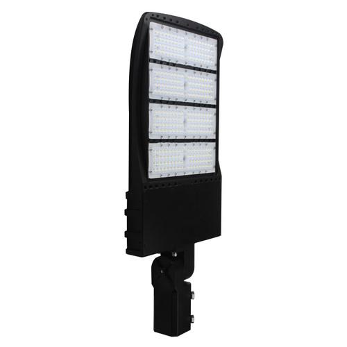 240W LED Shoebox Light - 750W MH/HPS Equivalent  - Slip Fitter - Shorting Cap - Gen 2