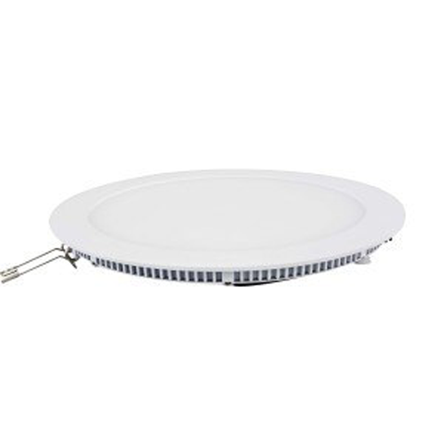 "LED 6"" Round Panel, 11 Watt, 1100 Lumens, 5000K"