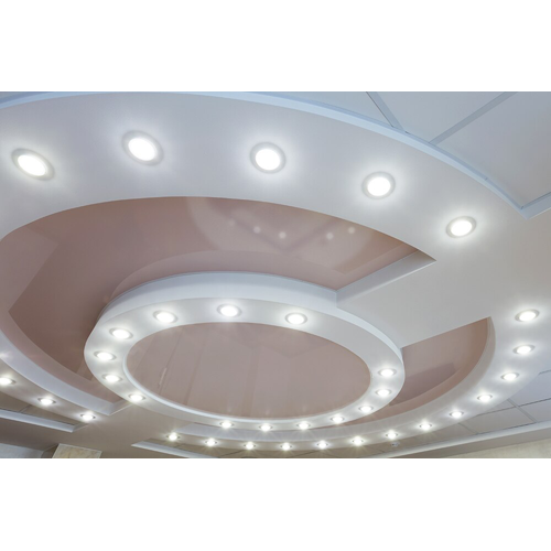 "LED 7.3"" Recessed Downlight, Perfect for Hotels and Retail Stores"