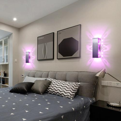 LED Wall Light 753 - 6W - 3000K