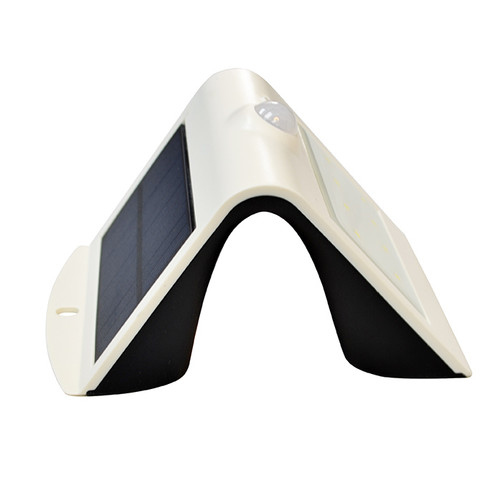 LED Solar Flood Light Mini – 1.5W - Black, White or Silver