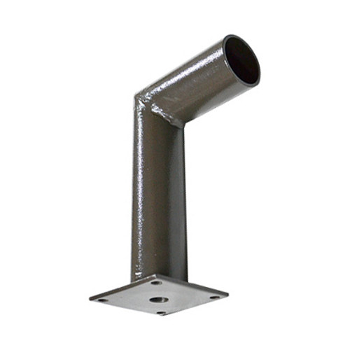 Mount - 90° Short Bracket Square Pole Mount