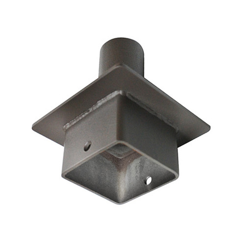 "Mount - 4"" Tenon Square Pole Mount"