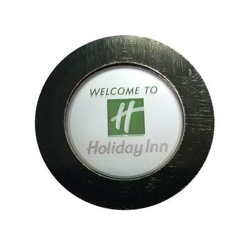 LED Logo Projector Custom Slide