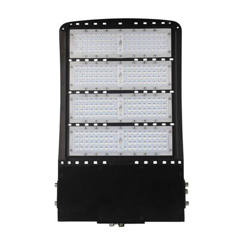240W LED Shoebox Light - 750W MH/HPS Equivalent - Slip Fitter - Photocell - Gen 2
