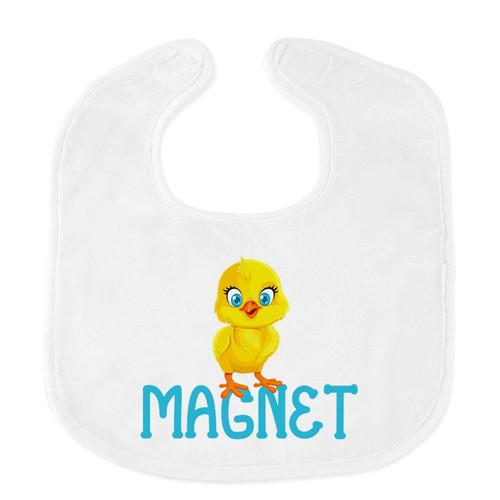 Chick Magnet Baby Bib