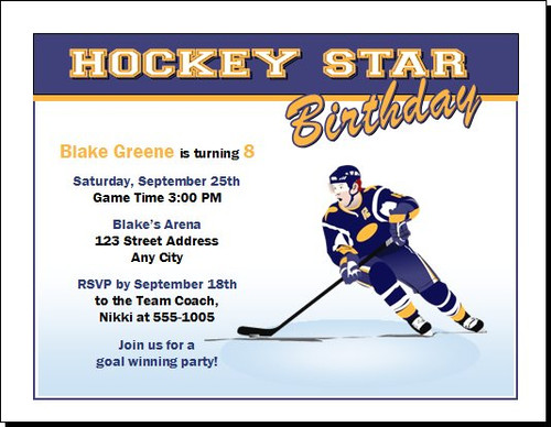 Personalized Birthday Party Invitations From Print Villa