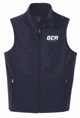 GCR Soft Shell Vest - Grey
