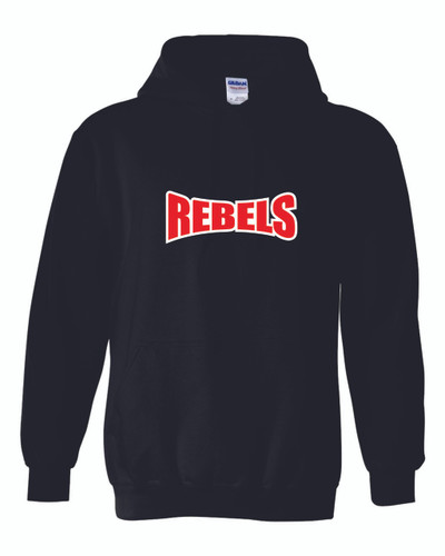 YOUTH Bartlett Rebels Cotton Hoodie