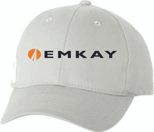 EMKAY Poly/Cotton Twill Cap - Assorted Colors
