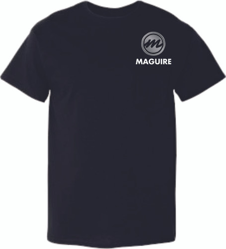 Maguire Cotton Tee Shirt with Pocket