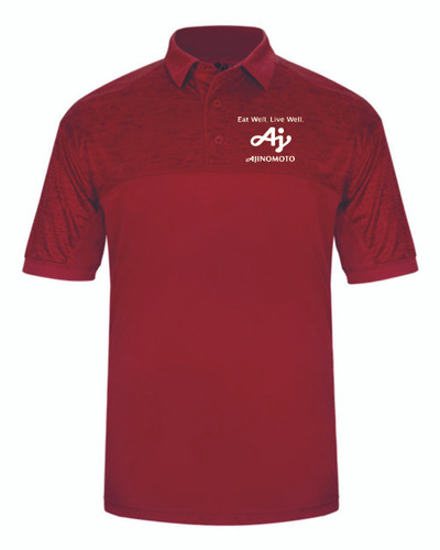 Ajinomoto Tonal Blend Sport Shirt
