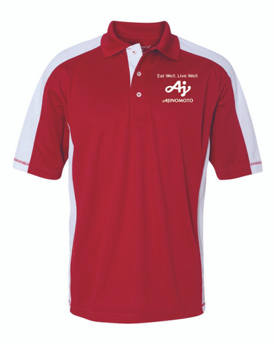 Ajinomoto Moisture Free Mesh Sport Shirt