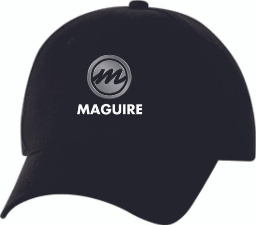 Maguire Poly/Cotton Twill Cap
